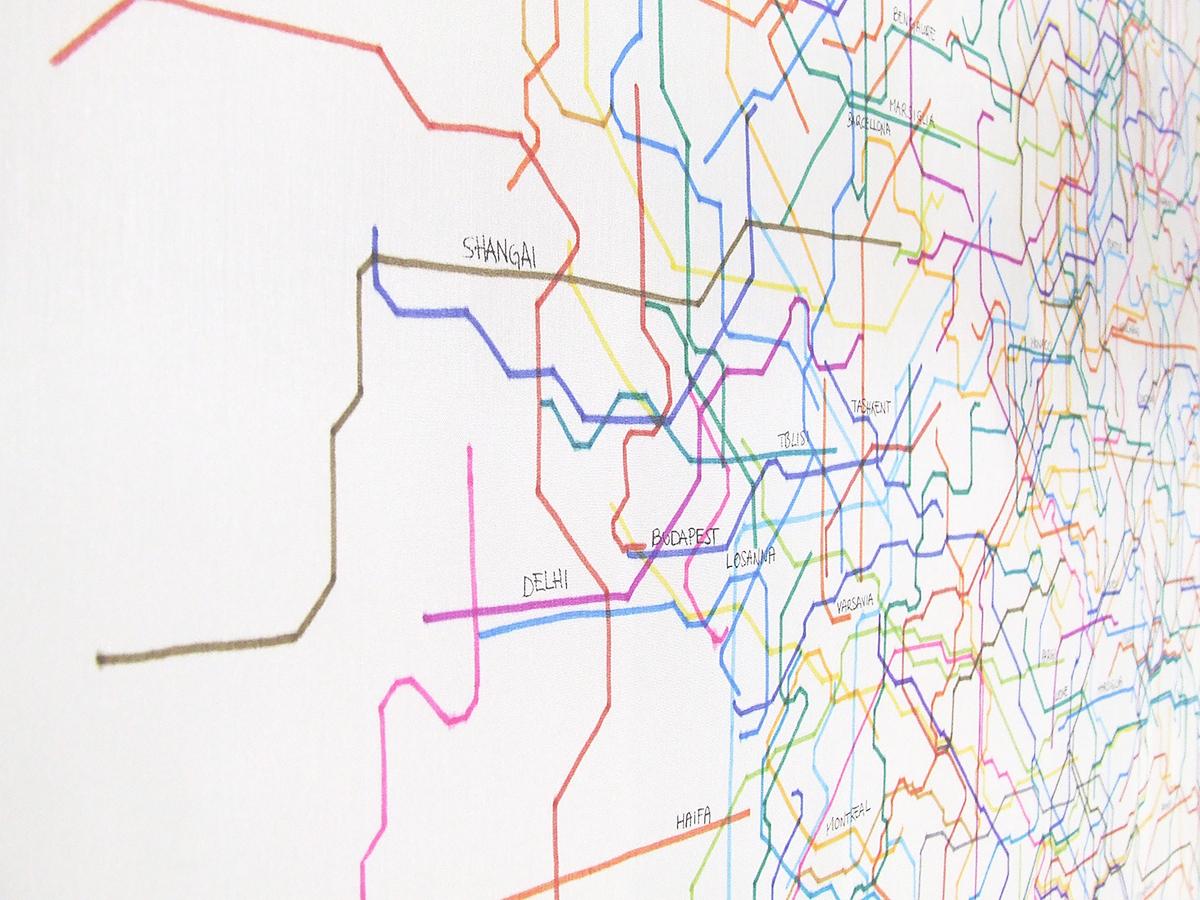 NicoleVoltan_08_Le Costellazioni sotterranee-Intreccio 2_ dettaglio 1