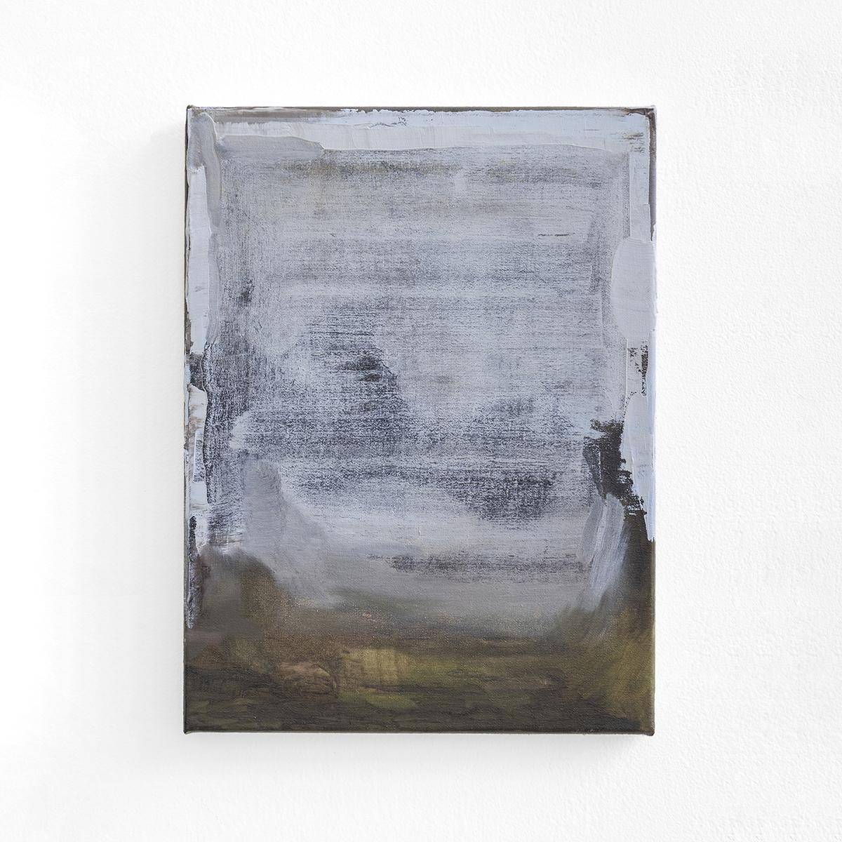 L'INVISIBILE di Nazzarena Poli Maramotti (2019). 40 x 30 cm. tec